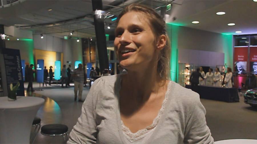 """""""Das haben die Frauen verdient"""" - Interview mit Britta Heidemann"""