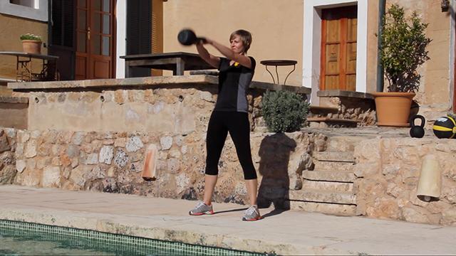 3x3 - Fettkiller-Workouts mit maximal drei Übungen