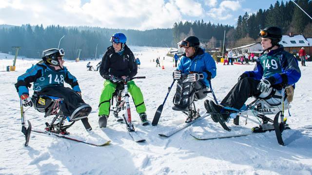 Laureus Jugend-Camp: Großartige Tage im Schnee