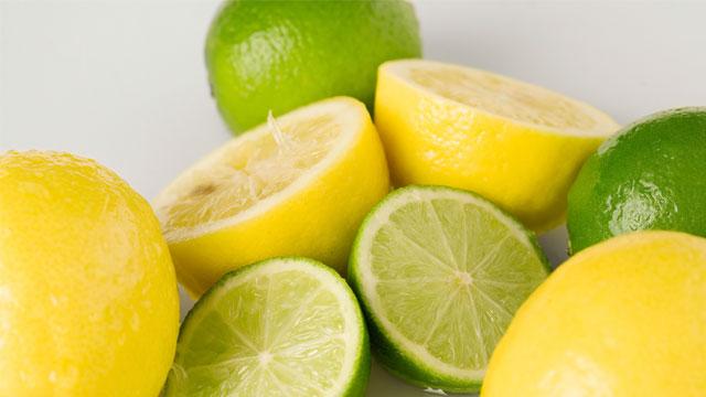 Sportdrinks selbstgemacht: Zitronen-Limonen-Sportdrink