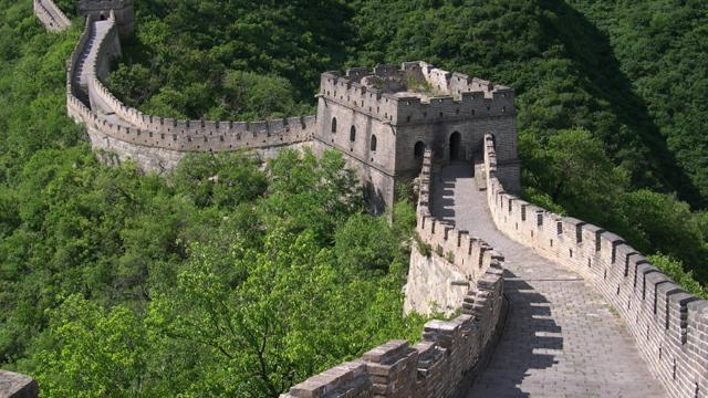 Der Mauer-Marathon – Laufen in China