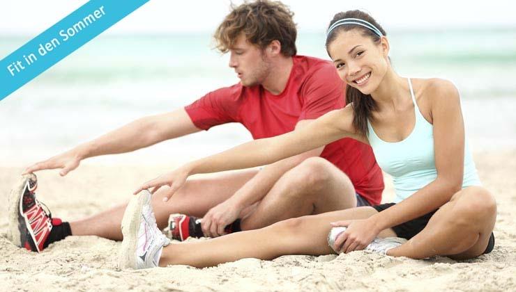 Fit in den Sommer – Trainingsplan Woche 4
