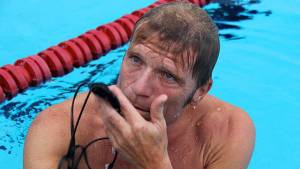 Triathlon-Schwimmtraining mit Jürgen Zäck