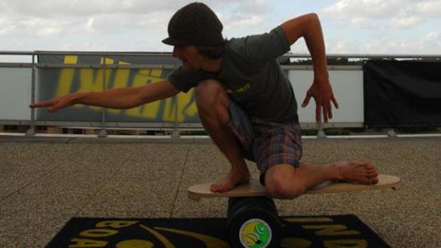 Indoboard - Surfen für Landratten