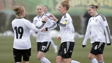 Frauen-Fußball: Deutsche U 19-Frauen qualifizieren sich für EM in Israel