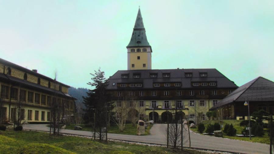 Hoteltest - Schloss Elmau