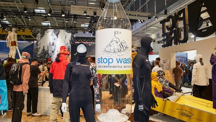 ISPO Munich 2020: die Branche übernimmt Verantwortung