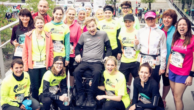 Der Wings for Life World Run 2018 – Alle Infos zum Spendenlauf