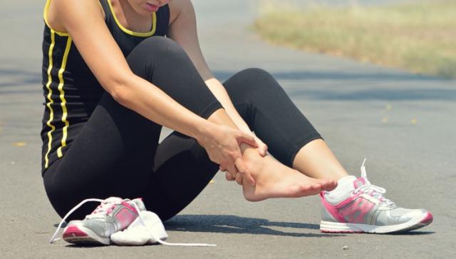 Sportverletzungen erkennen und handeln