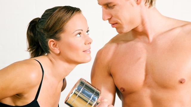 Sportliches Flirten – Wo lernt man seinen Traumpartner kennen?