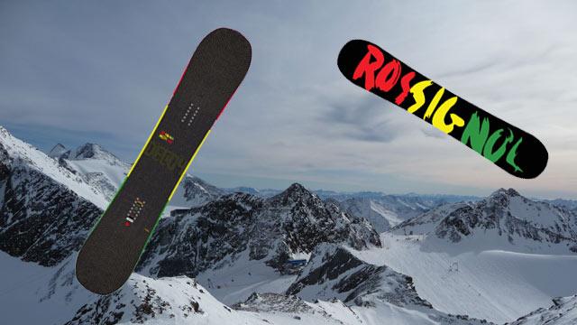 Produkttest Rossignol Snowboard Decoy