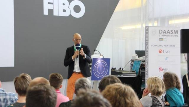 Weiterbildungsmöglichkeiten auf der FIBO 2016 – Das DAASM Symposium