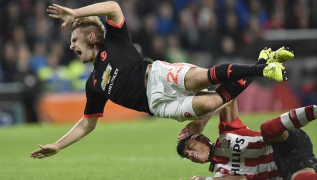 Typische Fußballverletzungen