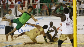 Beachhandball – Eine neue olympische Disziplin?
