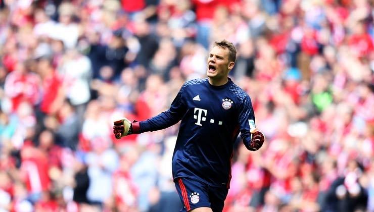 Manuel Neuer erneut Welttorhüter