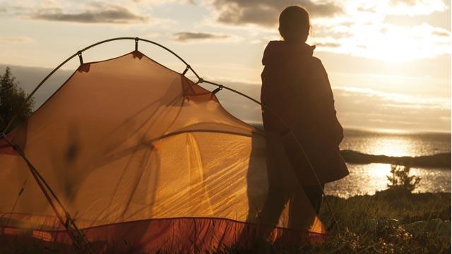 Wie finde ich das richtige Zelt?