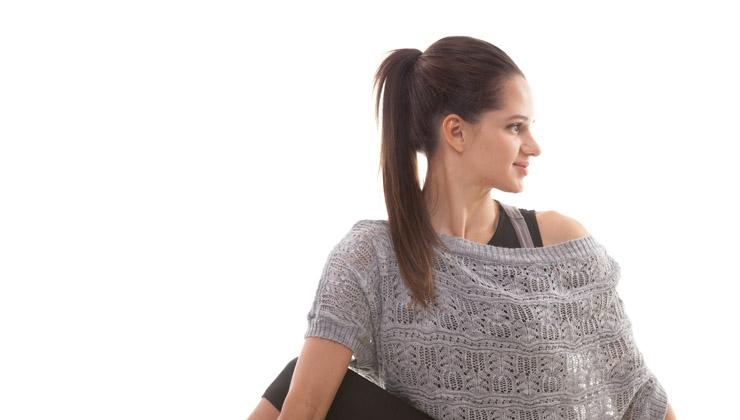 Yoga Übungen für Anfänger – Drehsitz