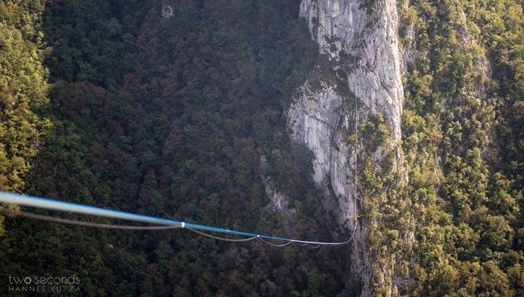 Neuer Weltrekord auf der Highline