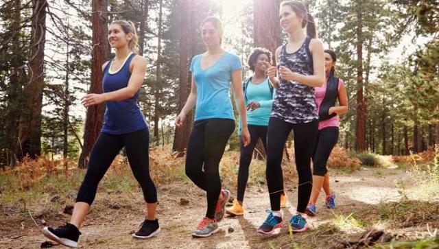 Gehen statt Joggen – die Alternative für Sportmuffel