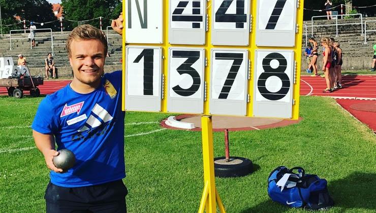 Niko Kappel: Zum Weltrekord getüftelt