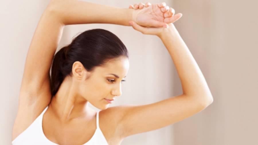 Beweglichkeitstest Schultergürtel