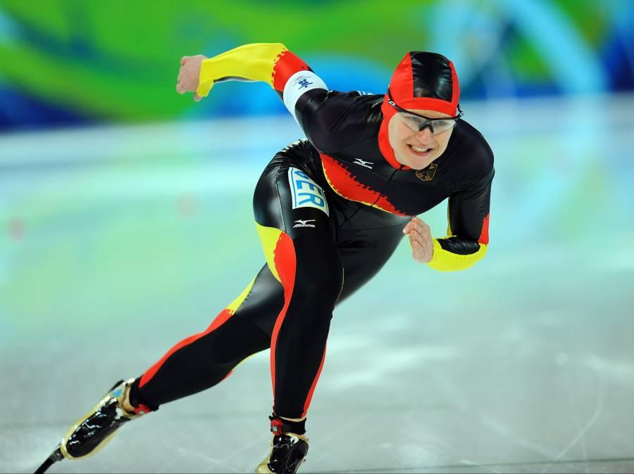 Jenny Wolf gewinnt Silber über 500 Meter