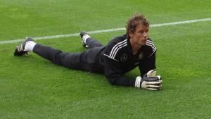 Jens Lehmann nach Südafrika