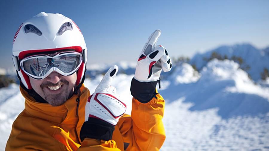 Wie wichtig sind Helme für Skifahrer?