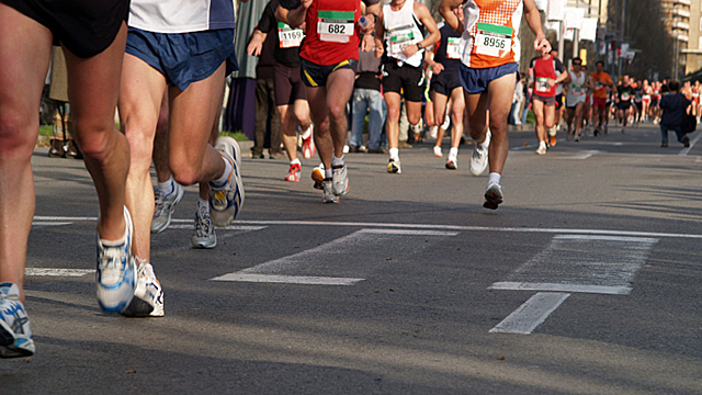 Typische Läufersache – das Schienbeinkantensyndrom