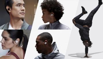 PowerBuds: Sportkopfhörer mit Herzfrequenzüberwachung