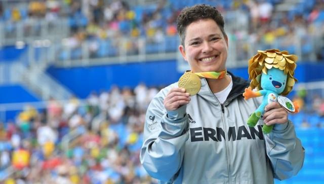 Vor der Para Leichtathletik-EM: Birgit Kober im Portrait