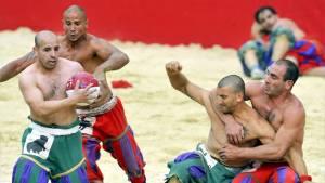 Fußball als Gladiatorenkampf: Das Calcio Storico