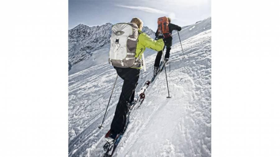 VAUDE Skitouren Opening