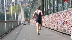 Training für den Ironman: Laufend besser werden
