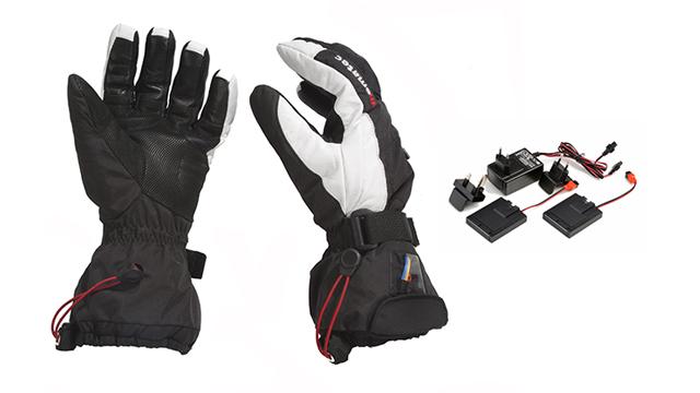 Produktvorstellung: Skihandschuh mit automatischer Heizung