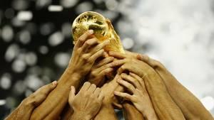 Noch ein Fußball Weltmeister - Der Nasazzi Stab