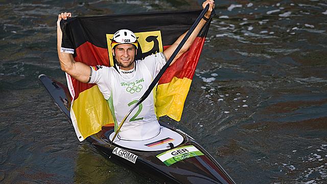 Interview mit Kanuslalom-Olympiasieger Alex Grimm