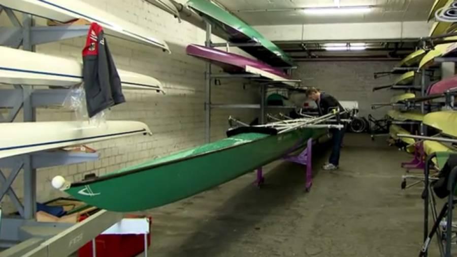 Wissenschaft trifft Training – Die Messboottechnik des Deutschlandachters