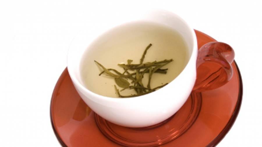 Entspannung mit Grünem Tee