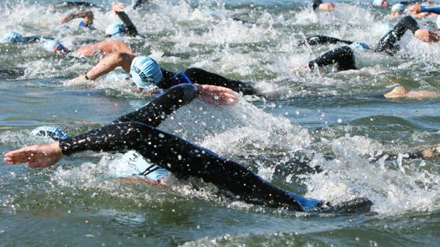 Tipps zum Freiwasserschwimmen von Craig Alexander
