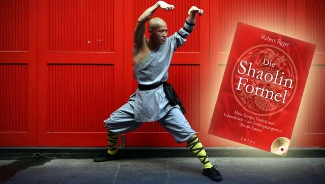 """Buchvorstellung: Robert Eggers """"Die Shaolin Formel"""""""