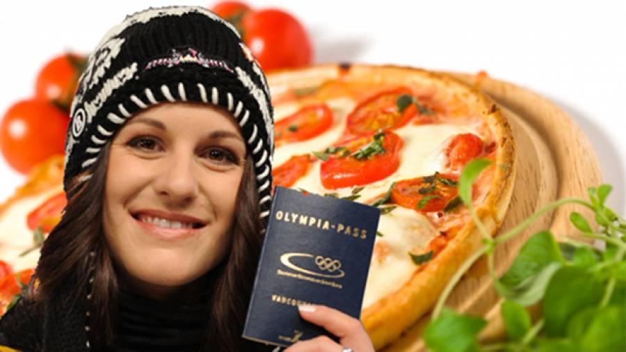 Kathrin Hölzls Tomatenpizza