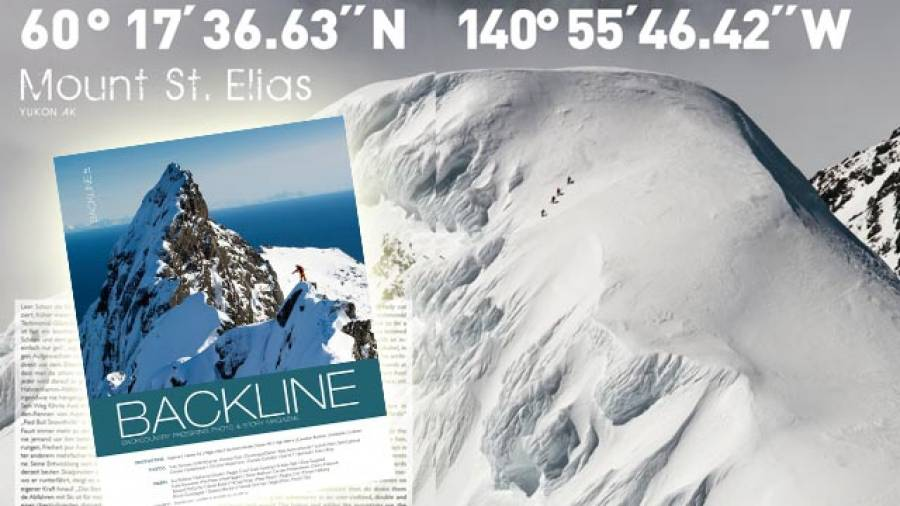 Backline – neues Freeskiing-Magazin erschienen