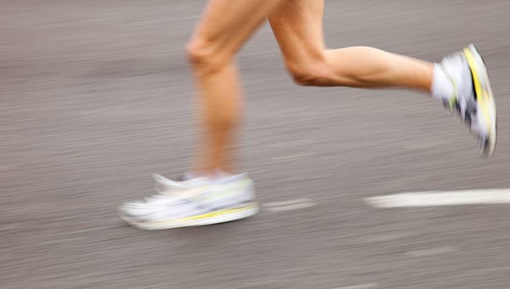 Wie reagieren die Gelenke auf einen Ultramarathon?