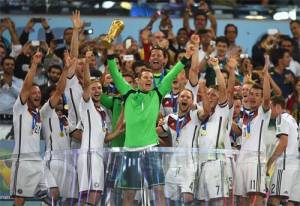 FIFA Ballon d'Or – 6 Weltmeister nominiert