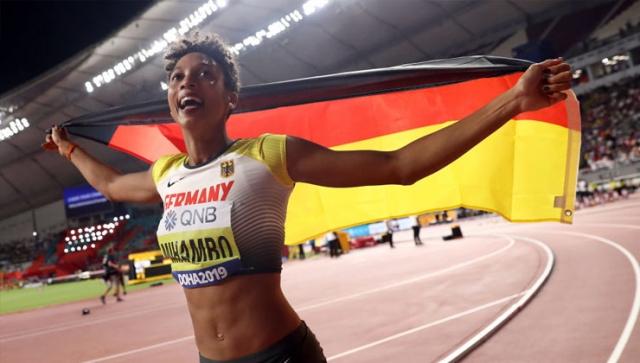 Weitsprung-Weltmeisterin Malaika Mihambo im Interview