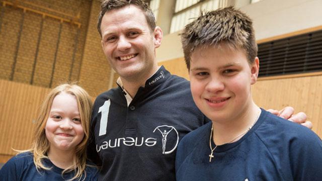 Projekt Coole Pänz Köln zu Laureus Projekt ernannt