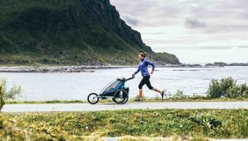 Laufen nach der Schwangerschaft