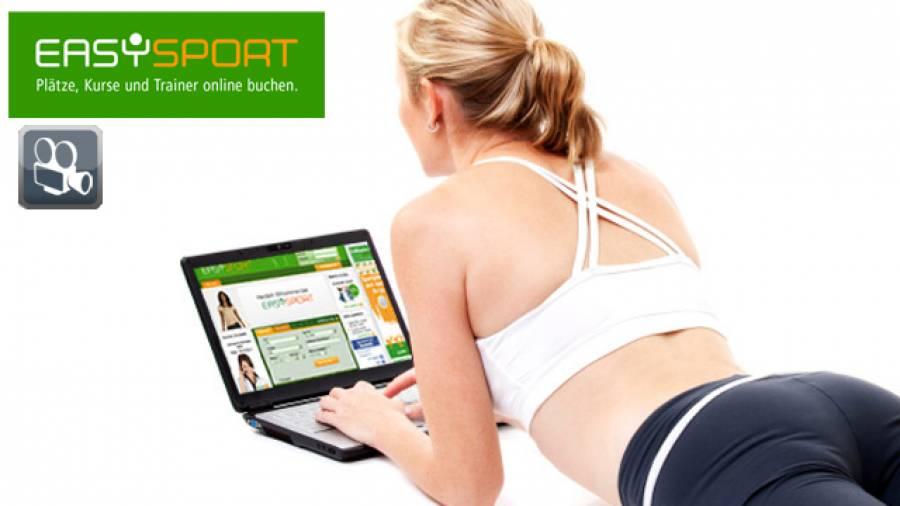 Produkttest: Das Sportbuchungsportal EASYSPORT.DE