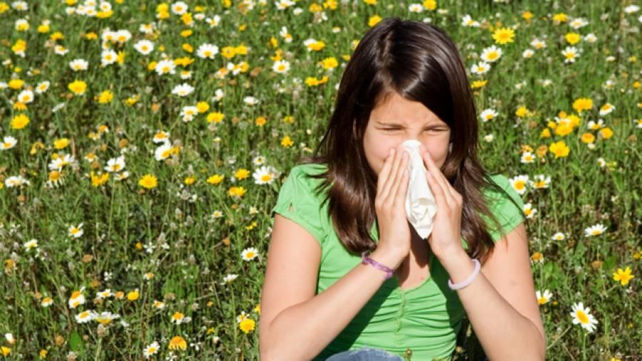 Wie gefährlich ist Sport mit Pollenallergie?